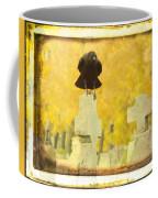 Golden Gothic Coffee Mug