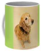 Golden Halloween Coffee Mug