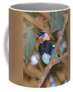Golden-hooded Tanager Coffee Mug