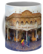 Golden Horseshoe Frontierland Disneyland Photo Art 02 Coffee Mug
