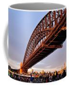 Golden Hour Festivities Coffee Mug