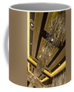 Golden Jewels And Gems - Sparkling Crystal Chandeliers  Coffee Mug