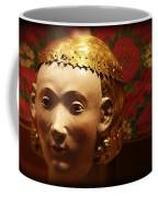 Golden Lady Coffee Mug