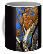 Golden Leaves II Coffee Mug