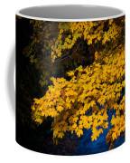 Golden Maples Coffee Mug