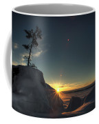 Golden Morning Breaks Coffee Mug