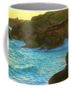 Golden Mujere Coffee Mug