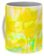 Golden Music Coffee Mug