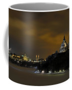 Golden Night... Coffee Mug by Nina Stavlund