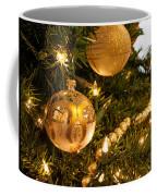 Golden Ornaments Coffee Mug