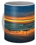 Golden Pacific Coffee Mug by Robert Bales