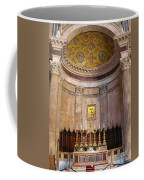 Golden Pantheon Altar Coffee Mug