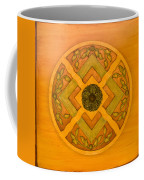 Golden Pattern 1 Coffee Mug