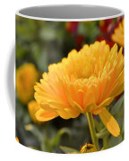 Golden Petals Coffee Mug