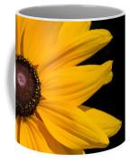 Golden Petals Coffee Mug