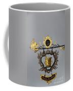 Golden Pharmacy Sign Coffee Mug