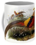 Golden Pheasants Coffee Mug
