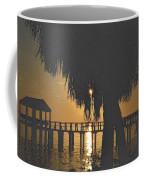 Golden Pier Coffee Mug