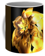 Golden Pineapple By Jammer Coffee Mug