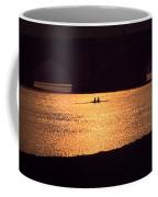 Golden Potomac Coffee Mug