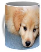 Retriever Puppy Coffee Mug