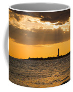 Golden Rays At Cape May Coffee Mug