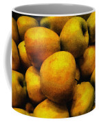 Golden Renaissance Apples Coffee Mug