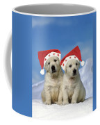 Golden Retriever Puppies Coffee Mug