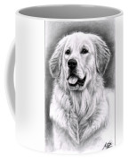 Golden Retriever Spence Coffee Mug