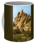 Golden Rocks Of Hidden Valley Coffee Mug