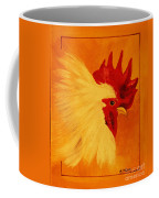 Golden Rooster Coffee Mug