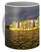 Golden Seine Coffee Mug
