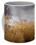 Golden Shades Of Winter Coffee Mug
