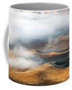 Golden Shadows Coffee Mug by Mike  Dawson