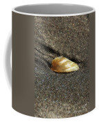 Golden Shell Coffee Mug