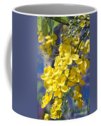 Golden Shower Tree - Cassia Fistula - Kula Maui Hawaii Coffee Mug