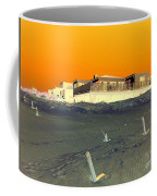 Golden Sky Coffee Mug