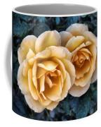 Golden Smoke Coffee Mug