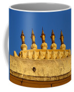 Golden Spires Udaipur City Palace India Coffee Mug