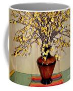 Golden Spray -1 Coffee Mug