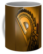 Golden Staircase Coffee Mug