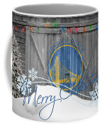 Golden State Warriors Coffee Mug