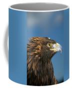 Golden Strength Coffee Mug