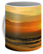 Golden Sun Up Coffee Mug