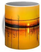 Golden Sunrise Iv Coffee Mug