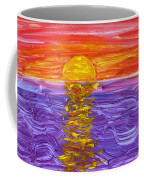 Golden Sunset 2 Coffee Mug
