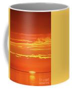 Golden Sunset Glow Coffee Mug