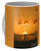 Golden Sunset Coffee Mug