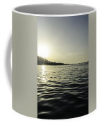 Golden Sunset In Italy Coffee Mug