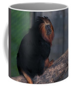 Golden Tamarin Coffee Mug